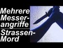 Iraner ersticht deutsche Frau mitten auf der Strasse