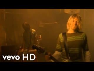 Nirvana - smells like teen spirit (remastered in hd!)