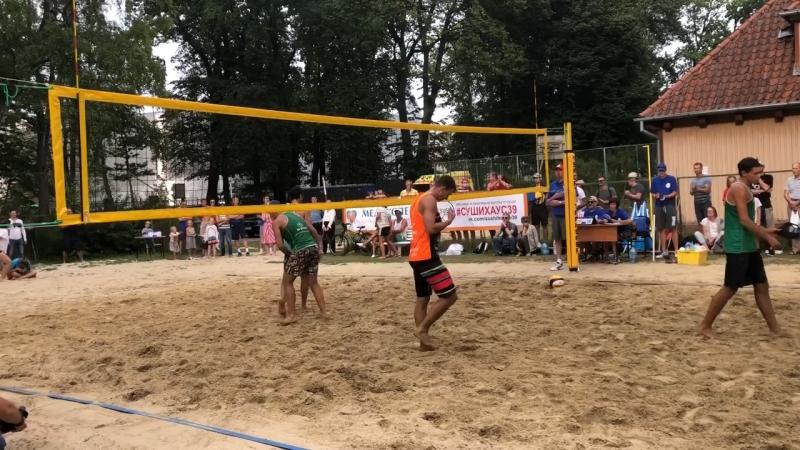 2018-08-19 Финал балтийских игр