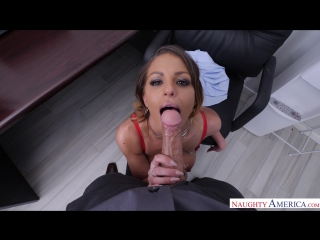 Brooklyn Chase [All Sex,Big Tits,Big Ass,Blowjob,Brunette,Facial,Lingerie,POV,Stockings,Titty Fucking,New Porn 2018]