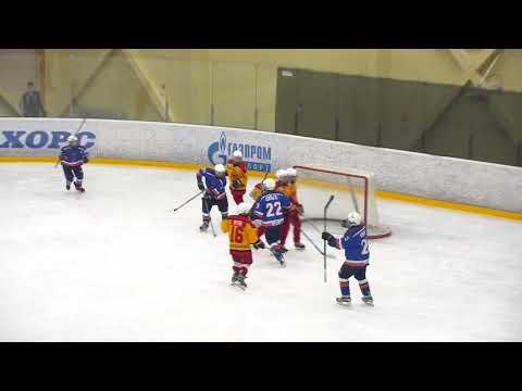Обзор матча СКА-Варяги 06-Светлогорец 06.