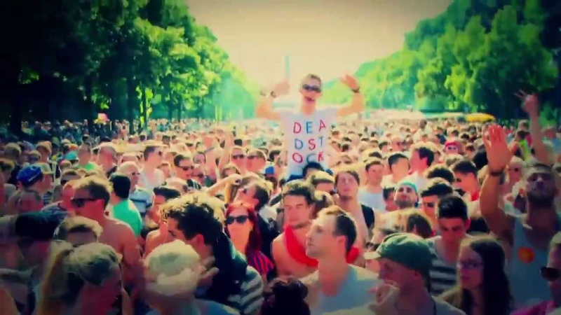 DA HOOL MEET HER AT THE LOVE PARADE MARK VIDOVIK BOOTLEG VIDEO EDIT DJ M@C