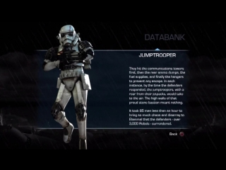 Star Wars the Force Unleashed 2 DataBank Part 1