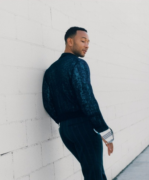 John Legend WSJ. Magazine, November 2018