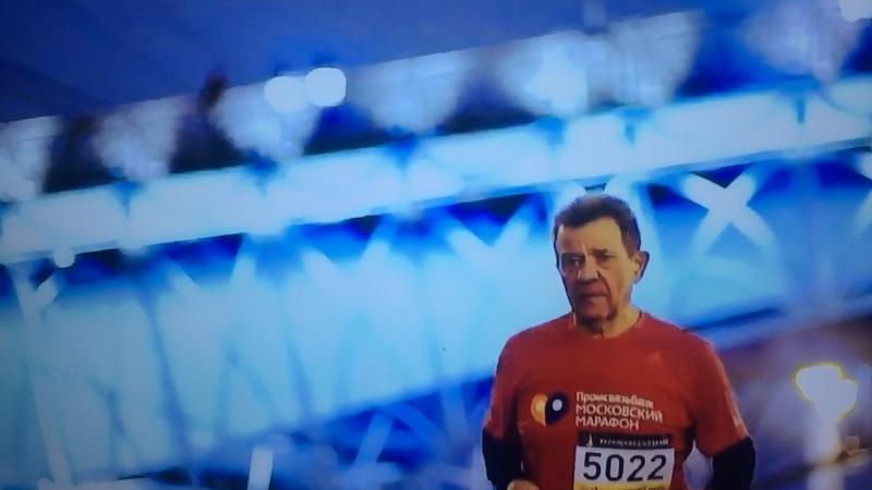 Крещенский марафон