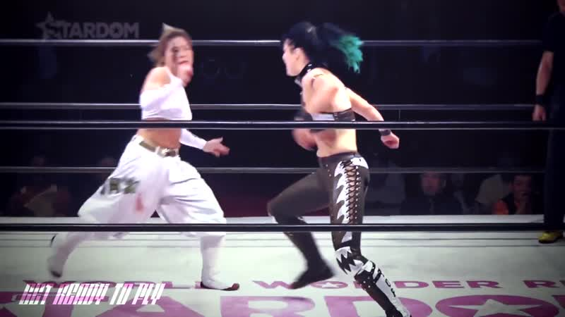 Bea Priestley vs Kagetsu Stardom / Queen's Quest Produce Golden Week Stars 2019 Highlights