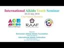 Aikido Youth Embukai Constanta Romania Delegation 2018