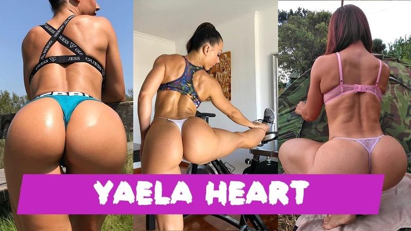 STRETCHING GIRLS | 🔥 SEXY COMPILATION 1 | YAELA HEART