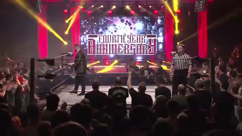2018.10.13 - Shane Strickland, Bandido Flamita vs. LIJ - OTT Fourth Anniversary Show