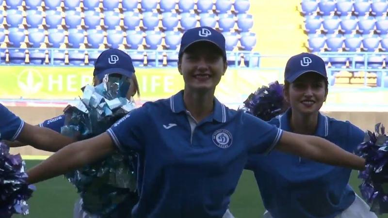 UEFA Women's Champions League. Qualifying. Group 6. Matchday 3. WFC Kharkiv - Olimpia Cluj