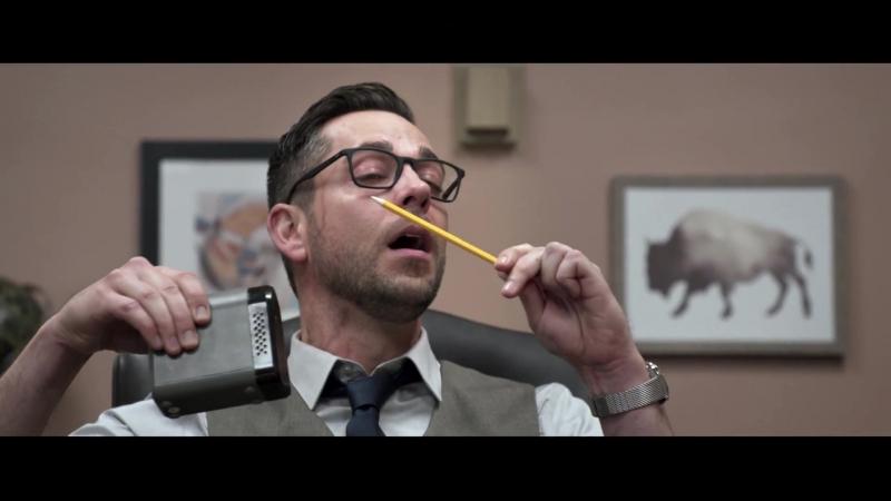 Офисный беспредел (Office Uprising) (2018) трейлер русский язык HD / Лин Одинг /