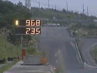 #Fuji_Sendai BNR34 Move Hosaka 1/4 mile 9.68