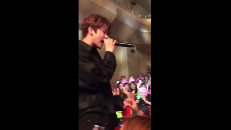 ANCAM — 25.05.19 Gift @ Первый сольный фанмитинг Ёнджэ «One more time, Baby» в Сеуле