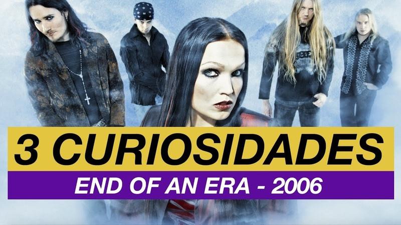 Nightwish - 3 curiosidades do End of an Era e novas versões!