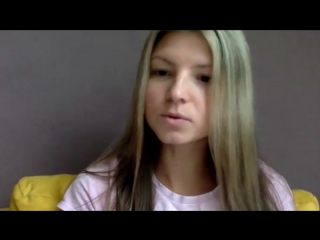 GINA GERSON(Валентина) talking for russian fans_