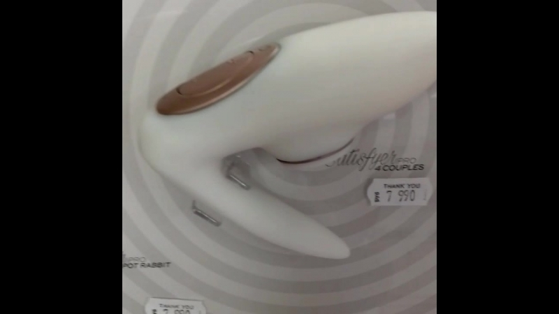 Satisfyer Pro Rabbit, Couple, Vibrator