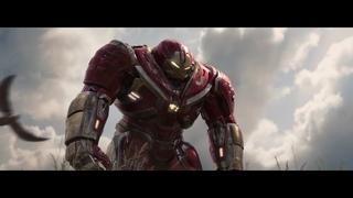 ТАНОС против Мстителей битва на Титане-финальная битва в Ваканде (HD) Мстители: Война бесконечности