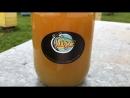 Посторонние частички в мёде