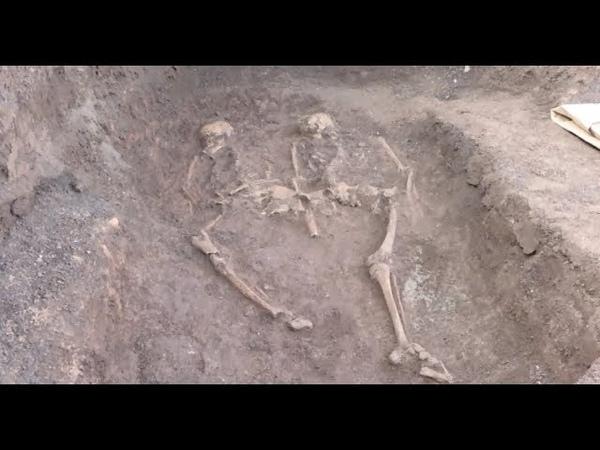 На месте будущего жилья для студентов БашГУ археологи обнаружили места захоронений