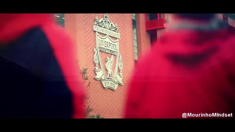 Manchester United vs Liverpool Promo - Endgame