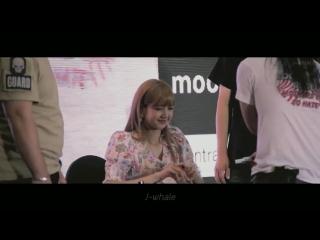 180812 LISA @ Moonshot fanmeeting in Thailand (Bangkok)