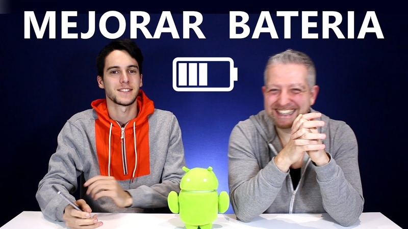 Aprende a CUIDAR la Batería en Android Parte 1
