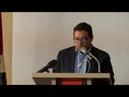 Выступление члена Политбюро АКЕЛ Х.Заннеттоса на торжественном собрании - 12.07.2018