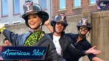 American Idol Judges Join the Louisville Fire Department for a Ride - AMERICAN IDOL 2018