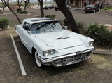 1960 Ford Thunderbird T Bird Hardtop with Rare Factory Sun Roof - My Car Story with Lou Costabile
