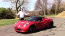 Можно ли водить Alfa Romeo 4C каждый день?