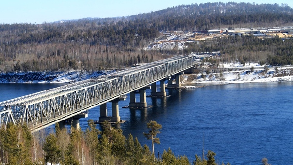 Усть-Илимский мост