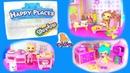 DISNEY SHOPKINS Мебель для Кукол Диснеевских Принцесс Шопкинс PLAY DOLLS СЮРПРИЗ с Игрушками