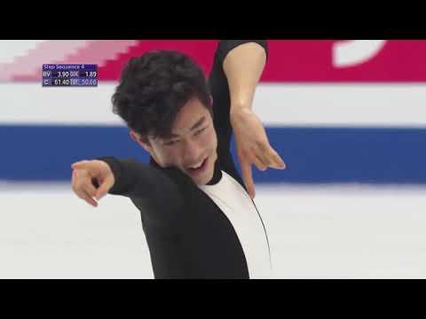 Nathan Chen - World 2019 - SP