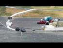 BofARoval test at @CLTMotorSpdwy watching the BofARoval test! NASCAR ROVAL BofA400 RoadCourse