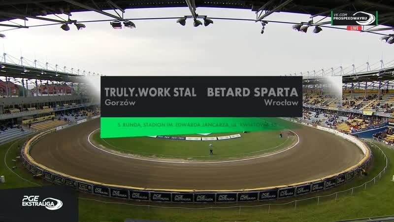 17.05.19 | PGEE | Stal Gorzów - Sparta Wrocław