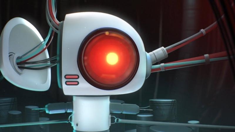 Робот, который мог уничтожить мир, Пожалуйста, не губи нас | Удивительный мир Гамбола