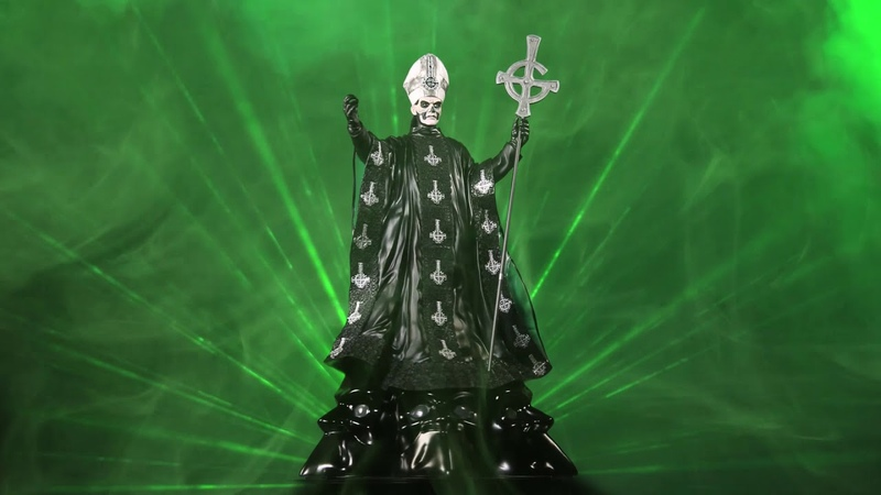 Ghost Papa Emeritus II 1:6 Scale Statue by Ikon Collectables