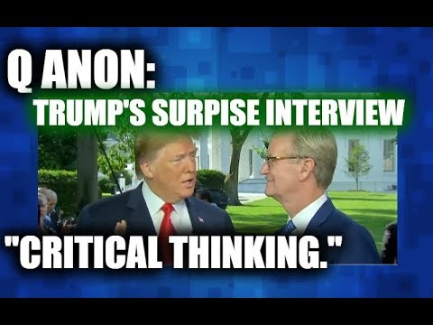 Q ANON: Trump's HUGE Interview NEW IG REPORT FINDINGS!