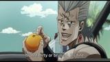 Oingo retires (jojo's bizarre adventure)