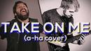 Take On Me (a-ha) - Cover by RichaadEB Caleb Hyles
