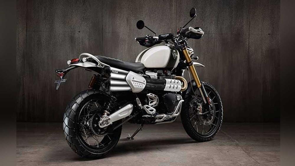Комплекты Escape и Extreme для новых мотоциклов Triumph Scrambler 1200 XC / XE