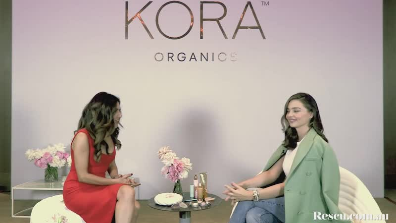 Miranda Kerr Talks Latest on KORA Organics and Parenting Differences Between Flynn and Hart