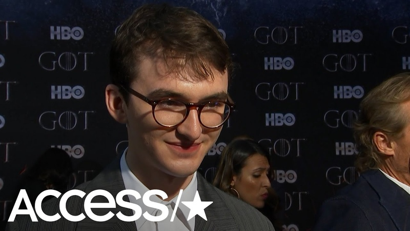 Isaac Hempstead Wright Will Miss His GoT Co-Stars Its Like Saying Goodbye To Your Family