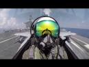 New Landing System Test aboard USS Abraham Lincoln ATLANTIC OCEAN 31 08 2018