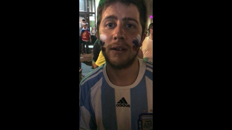 Как русские прикидываются аргентинцами 😅🤦🏼♀️