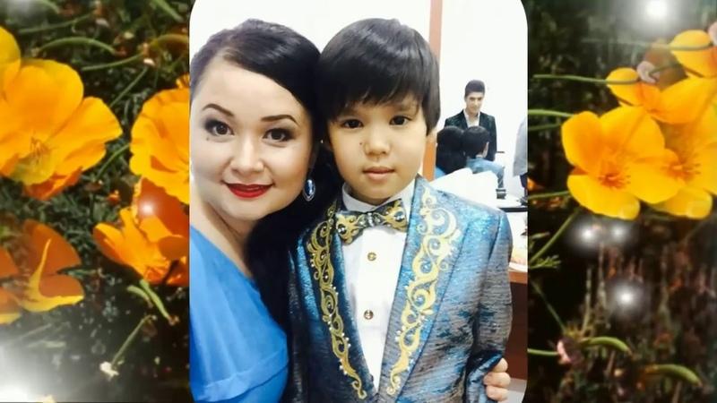 Песня мама, мама - мое сердце! Восходящая звезда из Казахстана Нурмухаммед Жакып