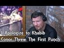How racist the Irish pig is: He called Khabib a terrorist and threatened him and his family. No wonder Khabib went after him. Michael Bisping Reacts Conor McGregor - Khabib Nurmagomedov UFC 229 Brawl: I Was Too Harsh on Khabib