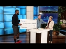 LeBron James  Channing Tatum Do Ridiculous Dares for the I Promise School