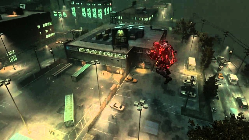 Prototype 2 Colossal Mayhem DLC Pack Launch Trailer