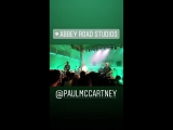 Paul McCartney – Drive My Car (23.007.2018) Live at the Abbey Road Studios